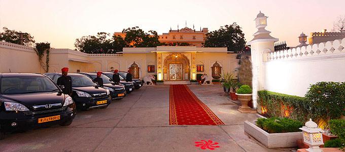 Raj Palace Grand Heritage Hotel