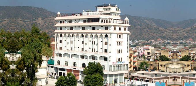 Amer City Heritage Hotel Jaipur