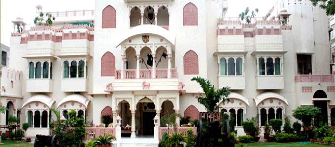 Bharat Mahal Palace Jaipur