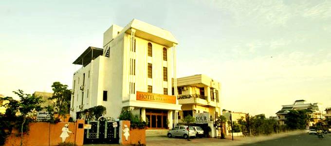 Four Boutique Hotel Jaipur