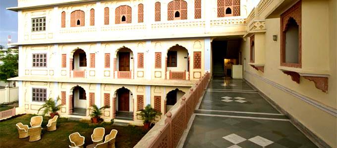 Hotel Chirmi Palace Jaipur