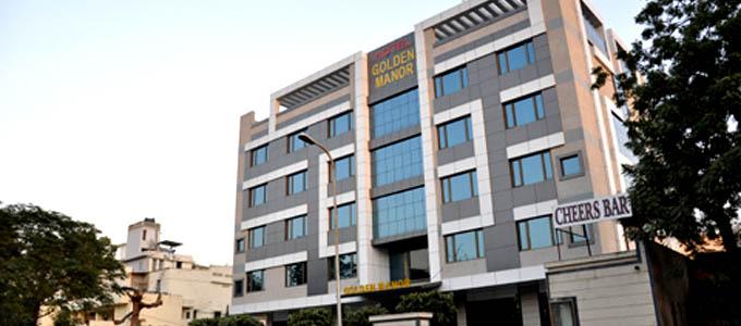 Hotel Golden Manor Jaipur