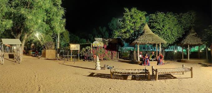 Hotel Kanchan Kesari Village Resort Jaipur