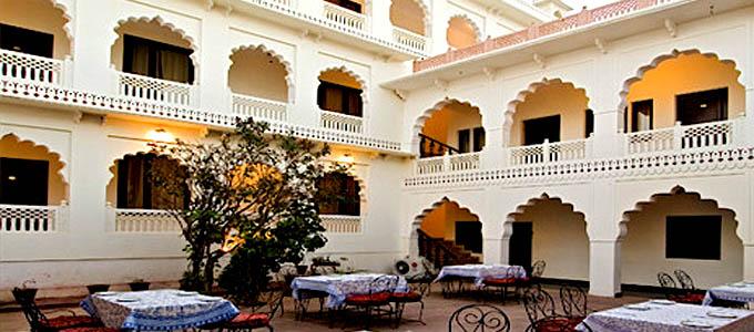 Hotel Khandwa Haveli Jaipur