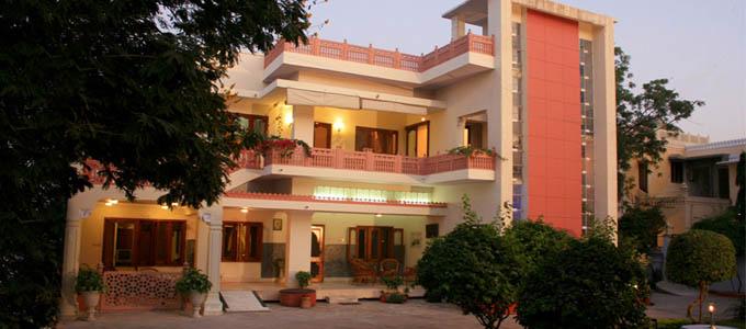 Hotel Rawla Rawatsar Jaipur