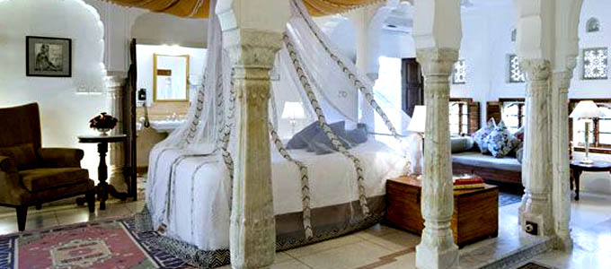 Hotel Samode Palace Jaipur