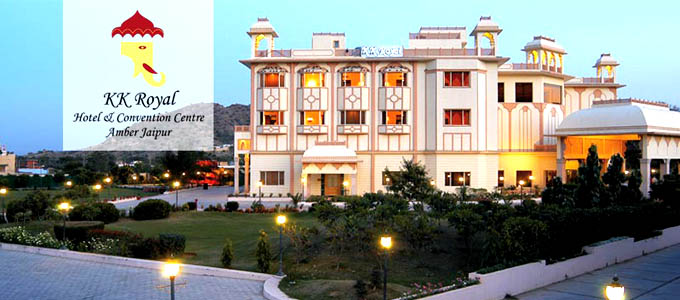 KK Royal Hotel Jaipur