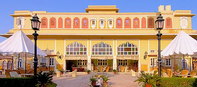 Naila Bagh Palace Jaipur