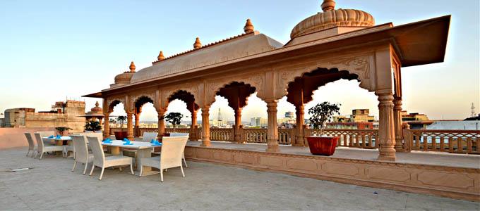 Ramsingh Palace Jaipur