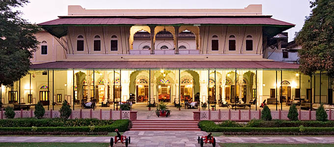 Royal Castle Kanota Jaipur