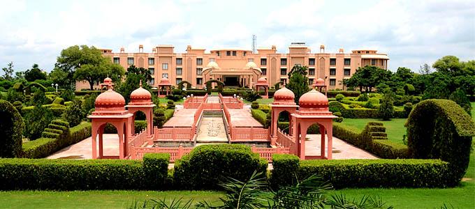 The Gold Palace & Resorts Jaipur