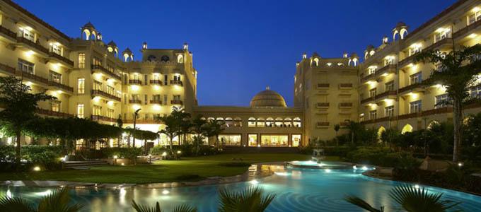 le meridien hotel jaipur
