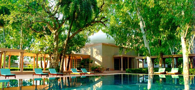 Amanbagh Resort Ajabgarh