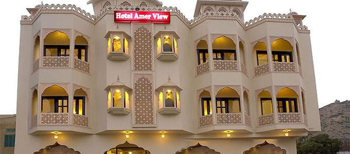 Amer View Jaipur