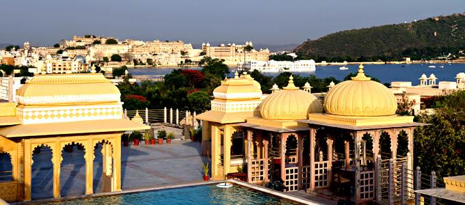 Hotel Chunda Palace Udaipur