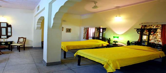 Hotel Jagat Vilas Jodhpur