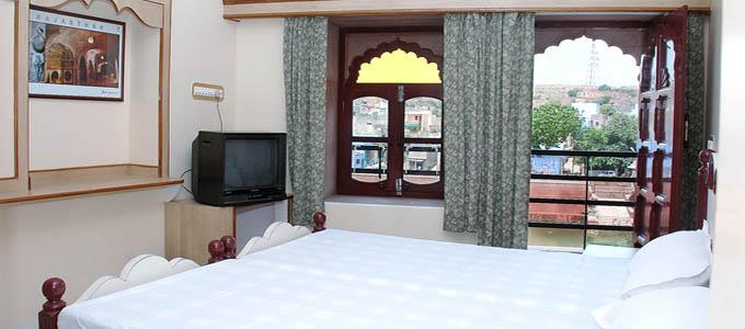 Hotel Jee Ri Haveli Jodhpur