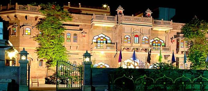 Hotel Kuchaman Haveli Jodhpur