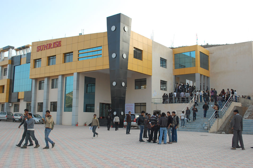 Engineering College Rajasthan Sunrise Engineering College