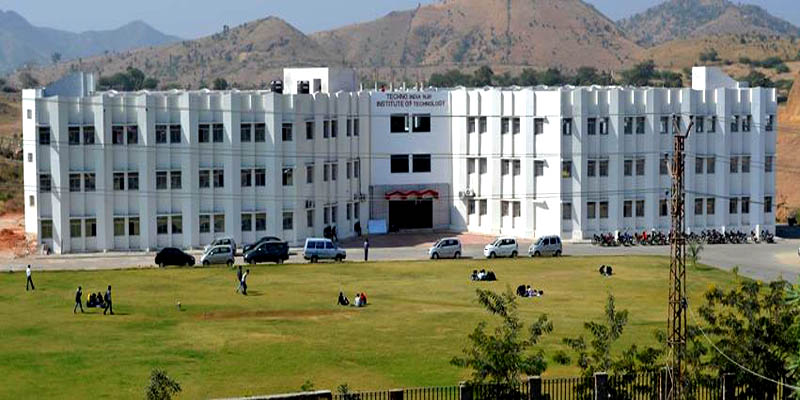 Techno India NJR Institute of Technology Udaipur