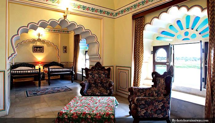 Raj Mahal Palace Hotel, Jaipur