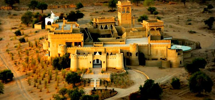 MihirGarh Fort