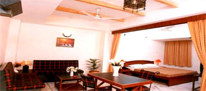Blue Bird Hotel in Rajasthan