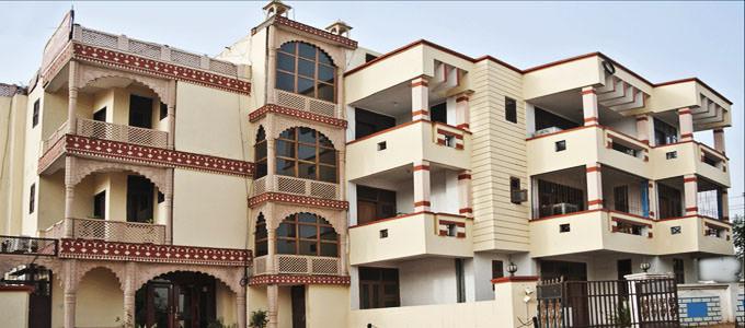 Hotel Abhay Haveli in Jaipur