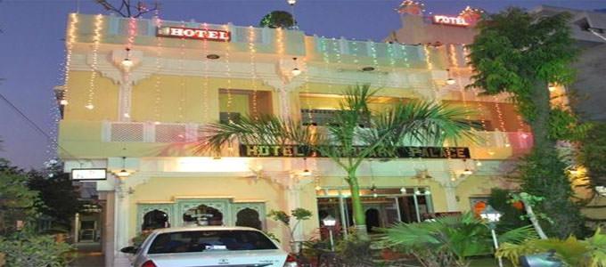 hotel-bani-park-palace in Jaipur
