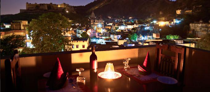 Hotel Adhbhut in Jaipur