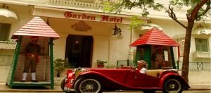 Garden Hotel Udaipur by HRH