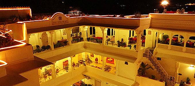 Jagat Niwas Palace in Udaipur