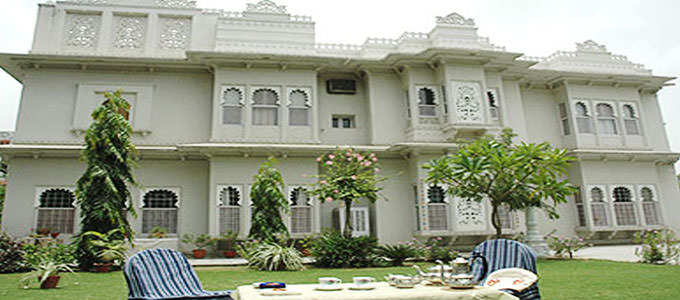 Pahuna Haveli in Udaipur