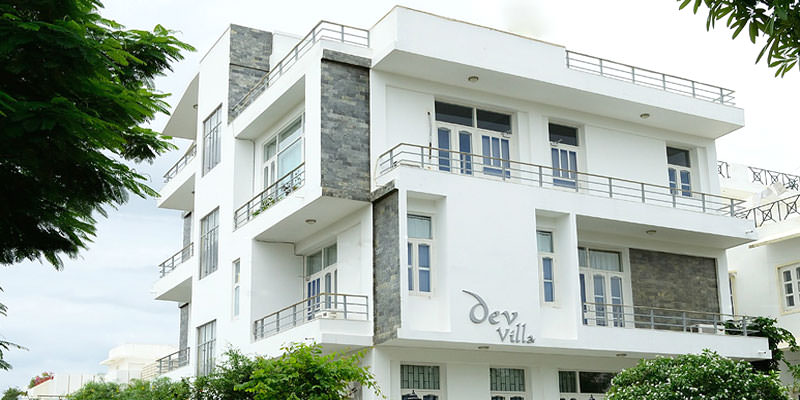Hotel Dev Villa, Udaipur