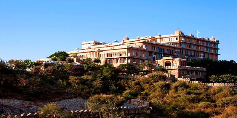Hotel Fateh Garh, Udaipur
