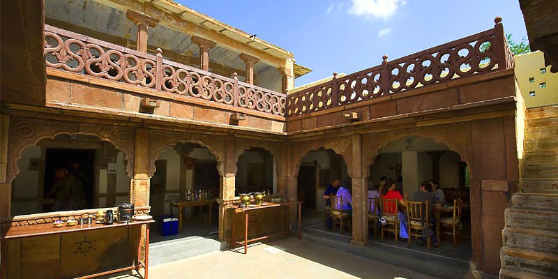 Hotel Chandelao Garh, Jodhpur