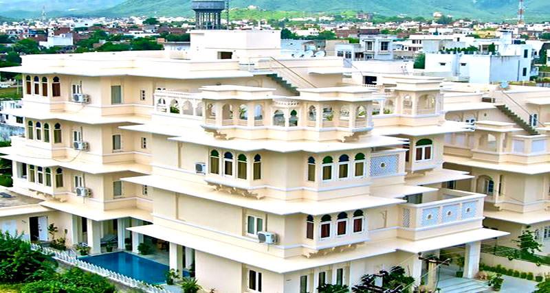 Hotel Akshay Niwas, Udaipur