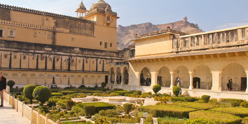 Forts and Tigers from Jaipur 4 Nights / 5 Days Package
