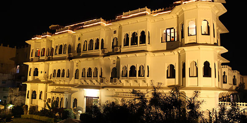 Hotel Karohi Haveli Udaipur Is A 3 Star Heritage Hotel In