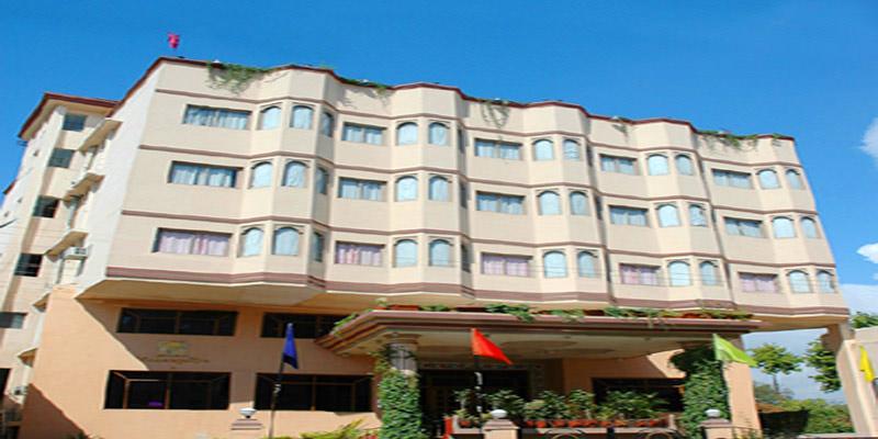 Udaipur Hotels 3 Star Hotel Vishnupri...