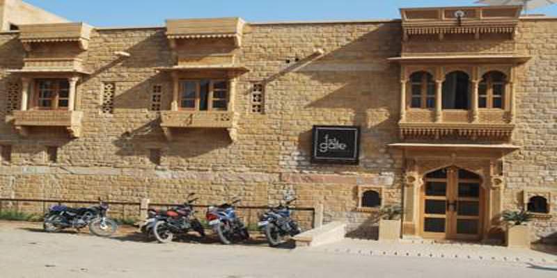 Hotel 1st Gate Home Fusion Jaisalmer