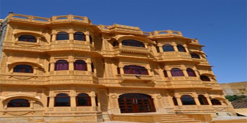 Hotel Ajanta Haveli Jaisalmer
