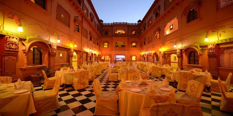Hotel Arya Haveli Jaisalmer