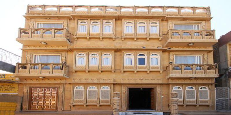 Hotel Bansuri Deluxe Jaisalmer