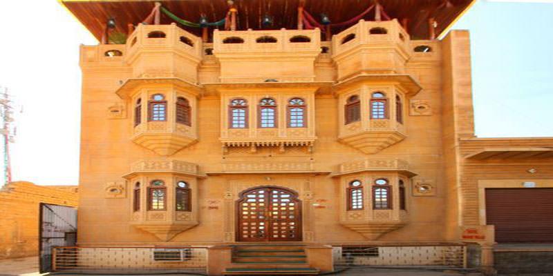 Hotel Bharat Villas Jaisalmer
