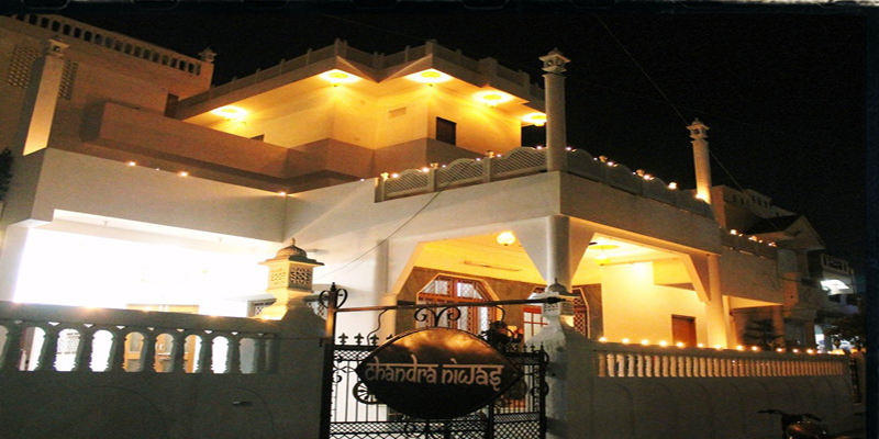 Hotel Chandra Niwas Jaisalmer