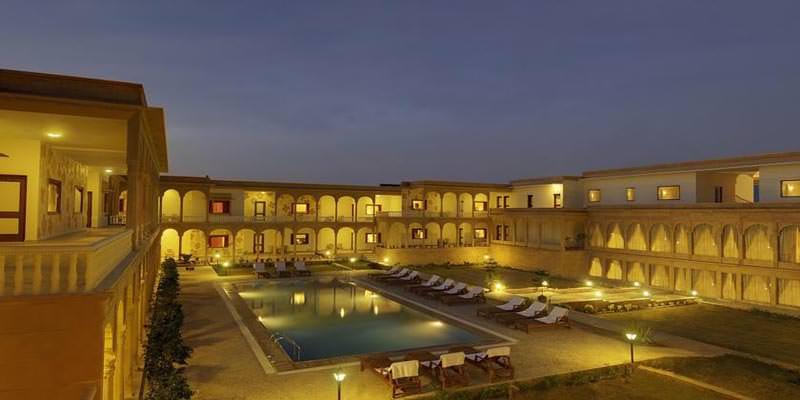 Hotel Club Mahindra Jaisalmer