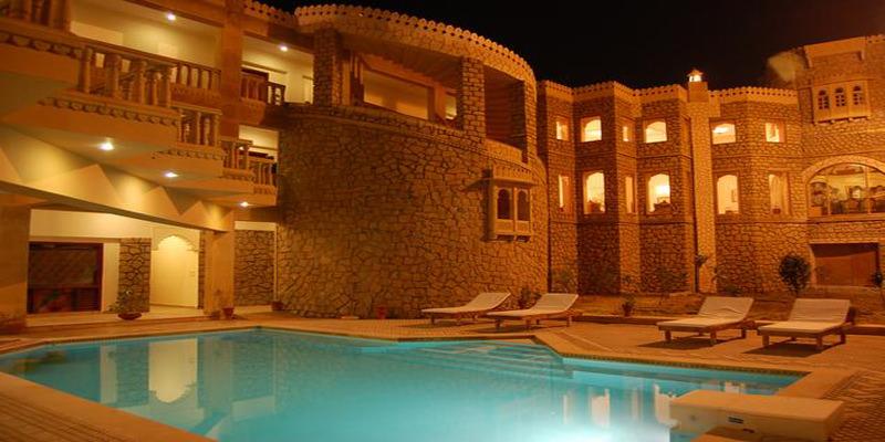 Hotel Deoki Niwas Palace Jaisalmer