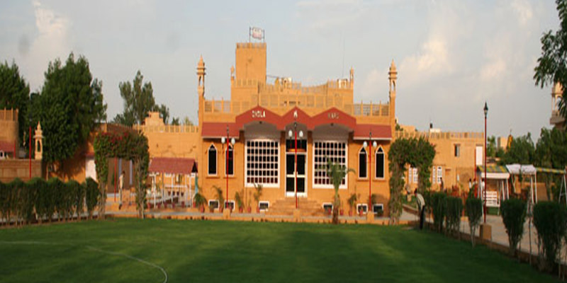 Hotel Dholamaru Jaisalmer