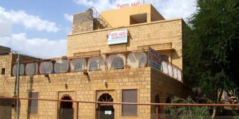 Hotel Haveli Jaisalmer
